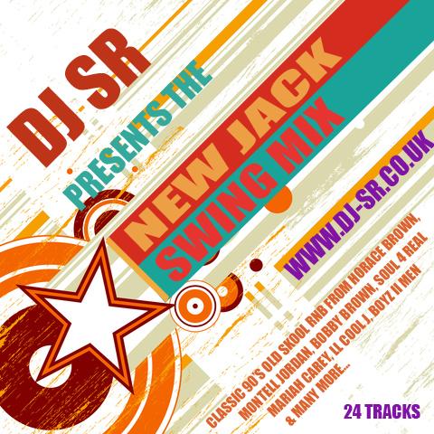 DJ SR – THE SWING MIX (WWW.DJ-SR.CO.UK) CONTAINS NO EXPLICIT LYRICS