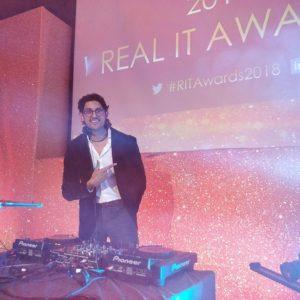 DJ SR – REAL IT AWARDS