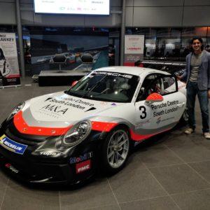 DJ-SR-Porsche-Garage-Coroporate-event