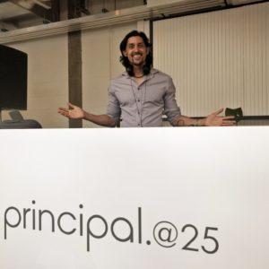 Principal Booth Pic DJ SR